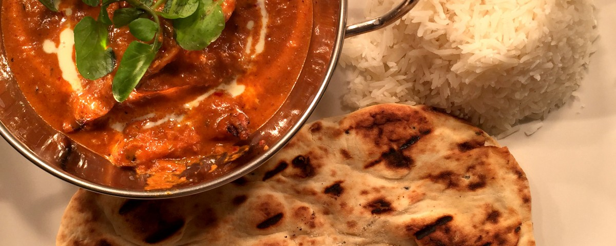 curry of the day at the blue river cafe - a restaurant in maidenhead